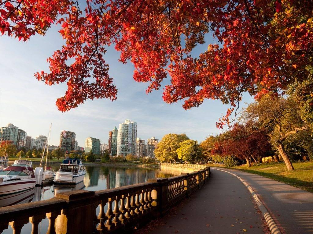 Beautiful Canada Stanley Park-dinhcuquocte.com.vn
