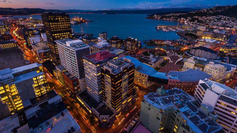 Wellington Harbour New Zealand-dinhcuquocte.com.vn